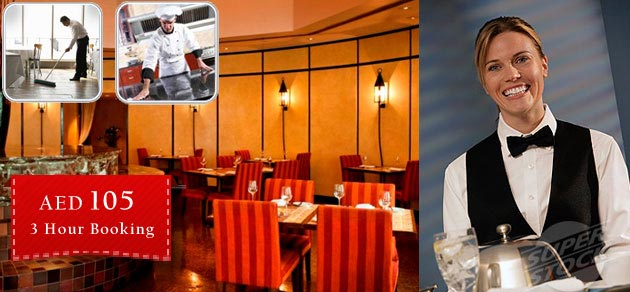 Restaurant Cleaning in Dubai, Tecom, Marina, Shaikh Jayed Road, Palmm Jumairah